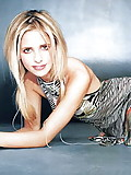 Hot paparazzi and glamour photos for Sarah Michelle Gellar